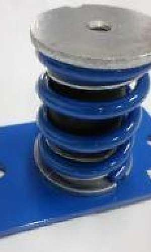 Amortecedor de vibração para equipamentos