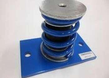 Amortecedores de vibração para ventiladores