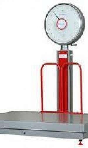 Calibrar balança analógica