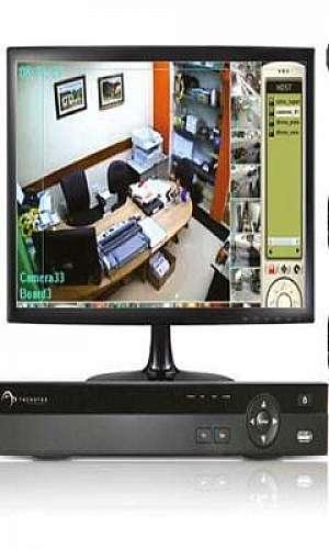 CFTV analógico