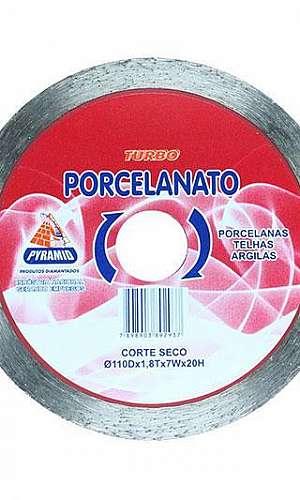 Disco de corte porcelanato
