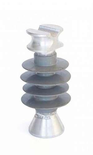 Isolador polimérico tipo bastão