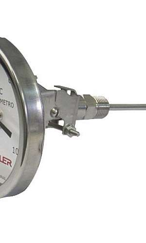 Termômetro analógico industrial preço