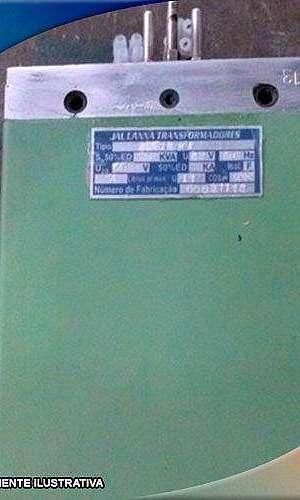 Transformadores 30 kva