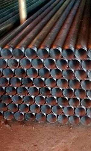 Tubos e conexões galvanizadas